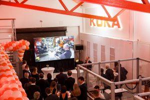Немецкий производитель роботов KUKA открывает новый офис в Москве