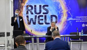 На выставке Rusweld 2020 проходят профессиональные дискуссии